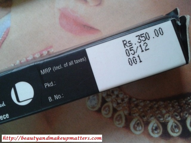 Lakme-Absolute-Lip-Brush-Price