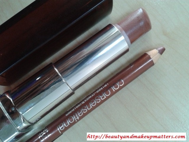 Maybelline-ChocoPop-Lipstick-and-Lipliner-Review