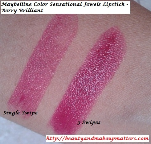 Maybelline-Color-Sensational-Jewels-Lipstick-Berry-Brilliant-Swatch