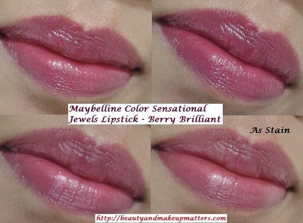 Maybelline-ColorSensational-Jewels-Lipstick-Berry-Brilliant-LOTD