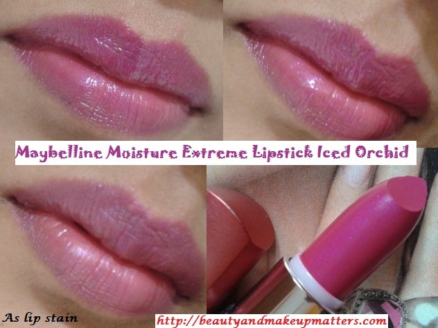Maybelline-Moisture-Extreme-Lipstick-Iced-Orchid-LOTD