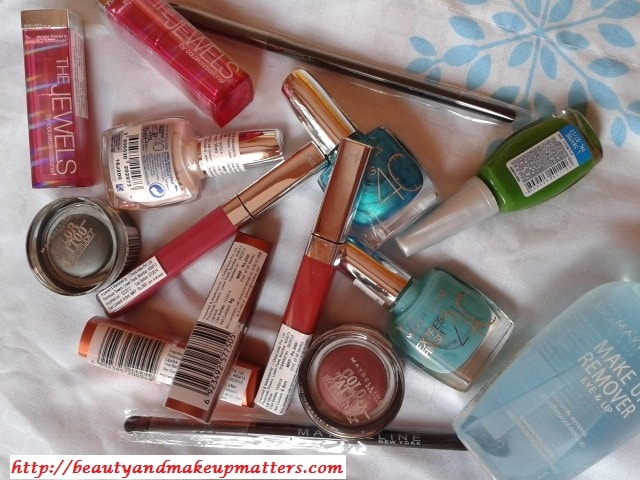 Maybelline-New-York-Shopping-Haul