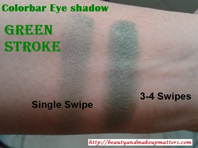 Colorbar-EyeShadow-Green-Stroke-Swatch