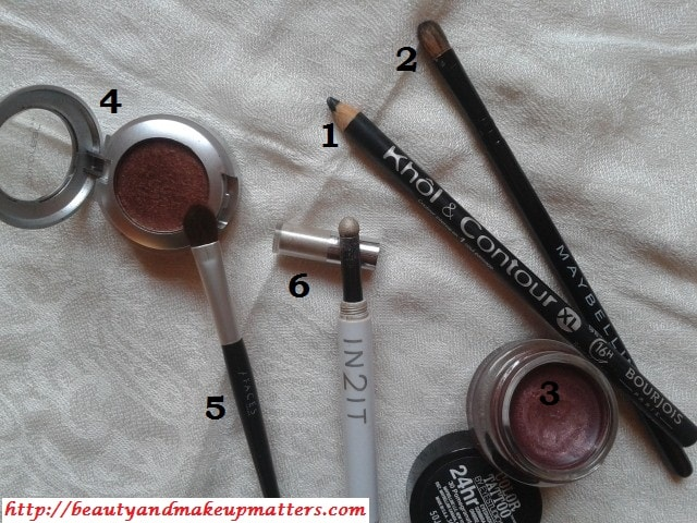Eye-Makeup-Turorial-Red-Tinged-Copper-Brown-Eyes-Products-Used