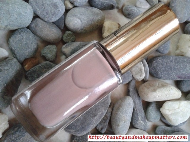 L'Oreal-Color-Riche-Nail-Paint-Beige-Countless-Review