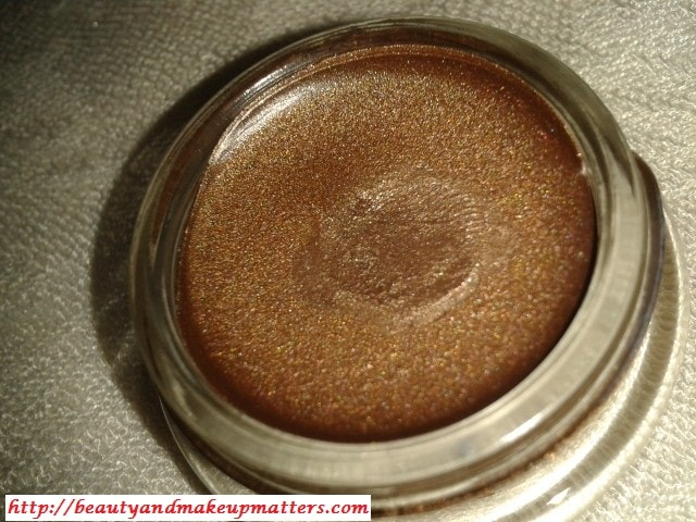 Maybelline-Tattoo-Eye-shadow-Bad-To-Bronze-Review