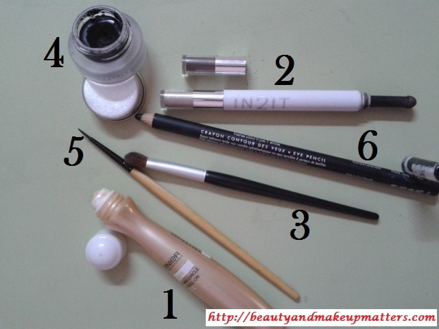 Products-Used-For-Soft-Brown-Eyes