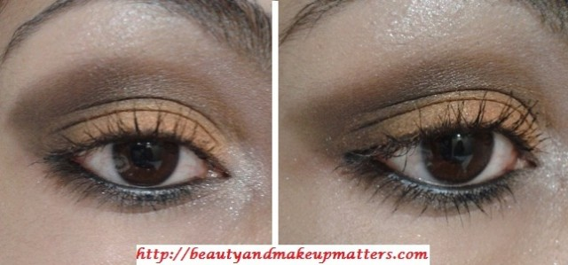 Eye-Makeup-Tutorial-Orange-brown-eyes-Look