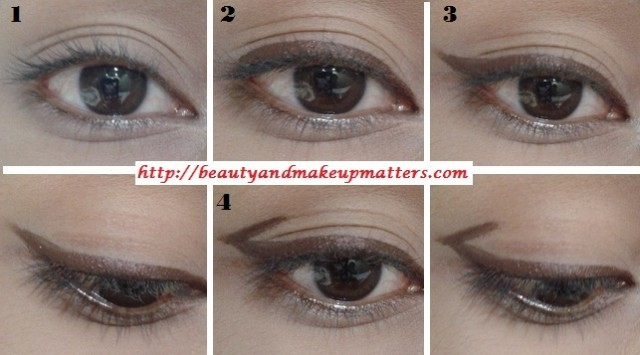 EyeMakeupTutorial-GraphicEyeLinerDesign-Staircase-Step-1