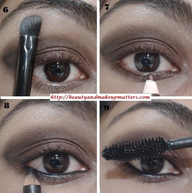 EyeMakeupTutorial-Metallic-Copper-Brown-Smokey-Eyes-Look-2