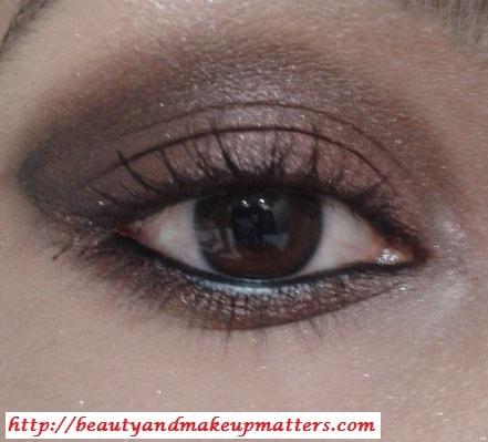 EyeMakeupTutorial-Metallic-Copper-Brown-Smokey-Eyes-Look