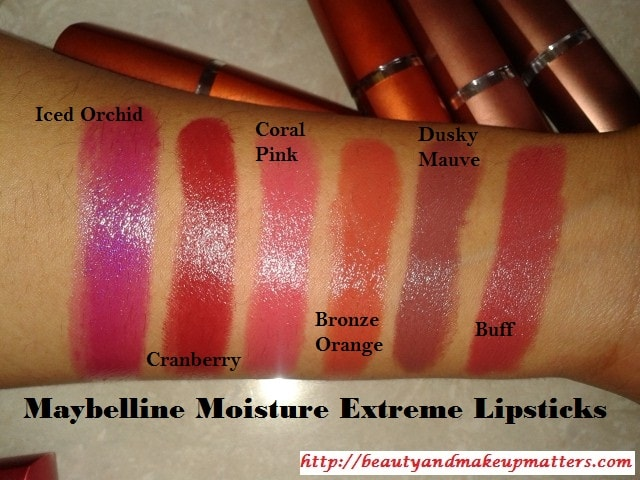 Lipstick color for dusky skin