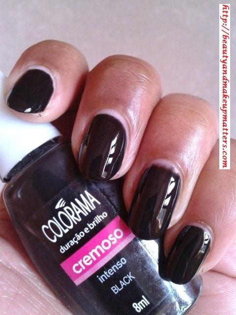 Maybelline-Coloroma-Nail-Polish-Black-NOTD
