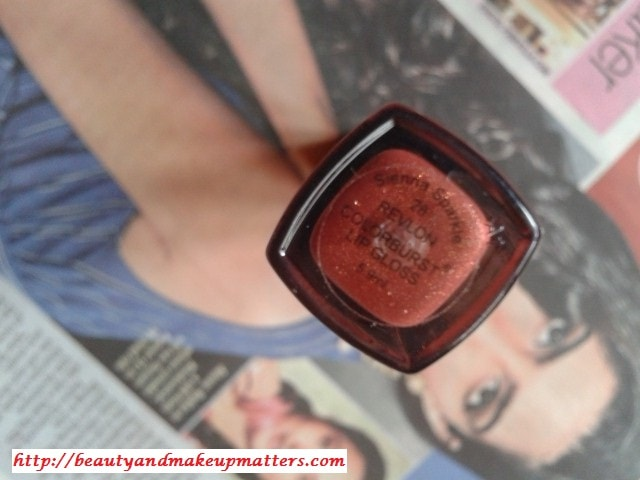 Revlon-Colorburst-LipGloss-Sienna-Sparkle-28-Review