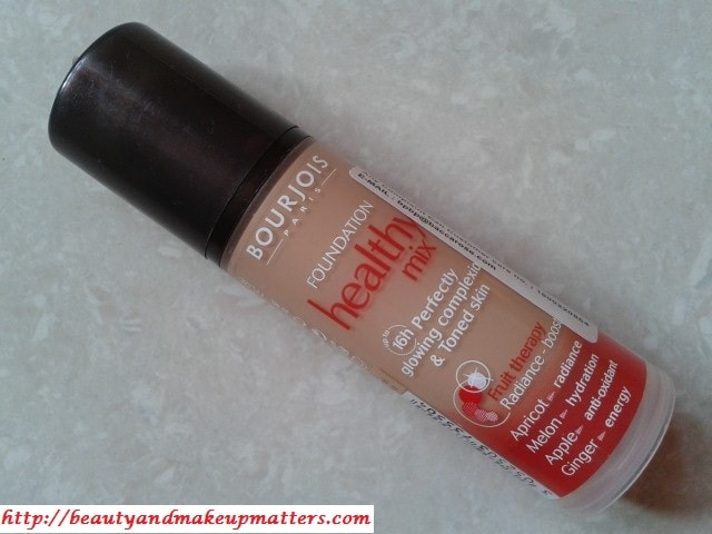 Bourjois-Paris-Healthy-Mix-Foundation-Review
