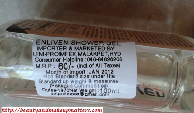 Enliven-Natural-Fruit-Extracts-ShowerGel-Raspberry&RedApple-Price
