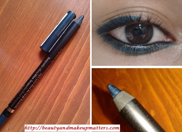 Faces-Canada-Long-Wear-Eye-Pencil-TurquoiseBlue-Look