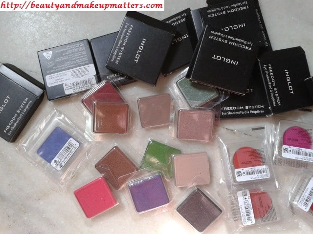 Inglot-Cosmetics-Freedom-System-EyeShadows-Lipsticks