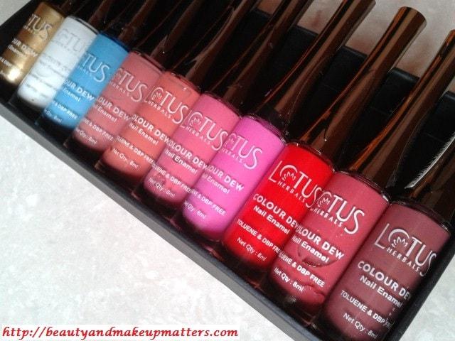 Lotus-Color-Dew-Nail-Enamels