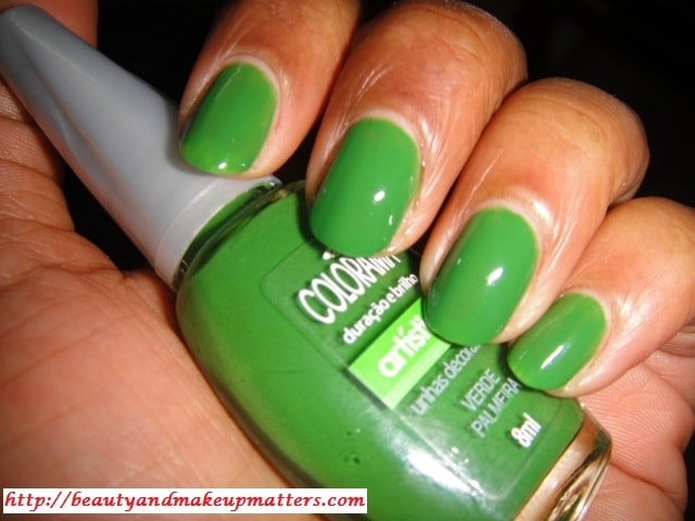 Maybelline-Colorma-Nail-Enamel-Verde-Palmeira-Swatch
