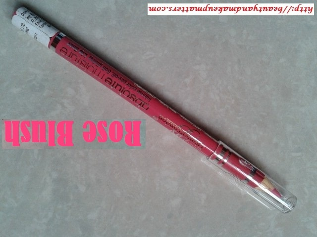Diana-Of-London-Absolute-Moisture-Lip-Liner-Rose-Blush-Review