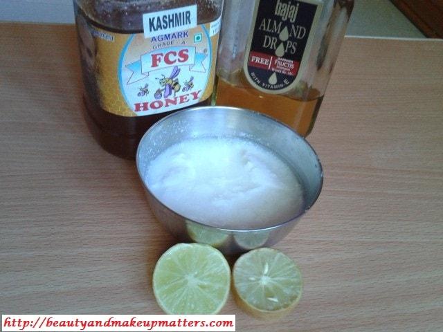 Easy-Curd-Lemon-Hair-Pack-DIY