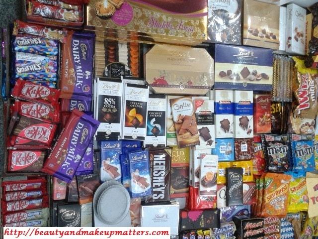 Imported-Chocolates-At-INA-Market-Delhi