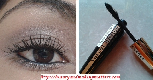 L'Oreal-Volume-Million-Lashes-Mascara-Look