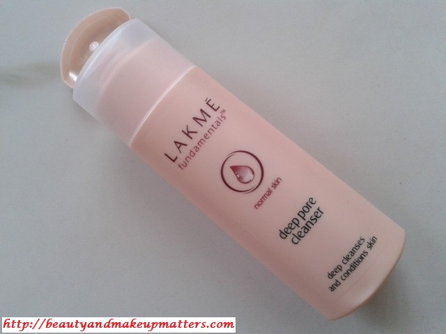 Lakme-Fundamentals-Deep-Pore-Cleanser