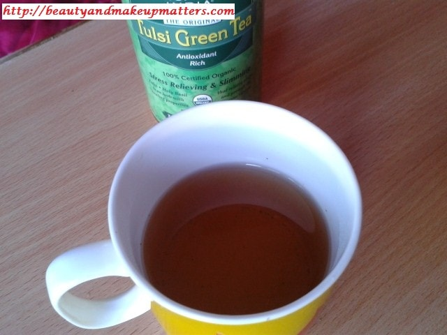 Organic-India Tulsi-Green-Tea