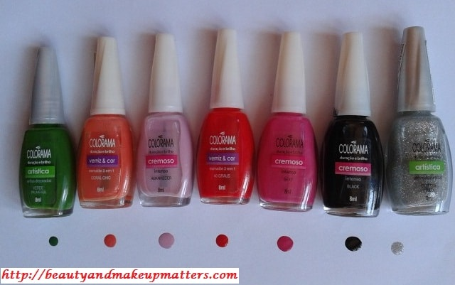 SwatchFest-7-Maybelline-Coloroma-Nail-Paints-Swatch