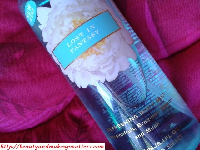 Victoria-Secret-Body-Mist-Lost-In-Fantasy-Review
