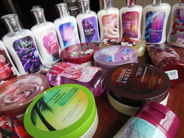 Bath & Body Works Shopping Haul-II
