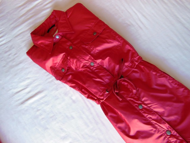 Columbia Full Sleeve Red Jacket@Albertbville