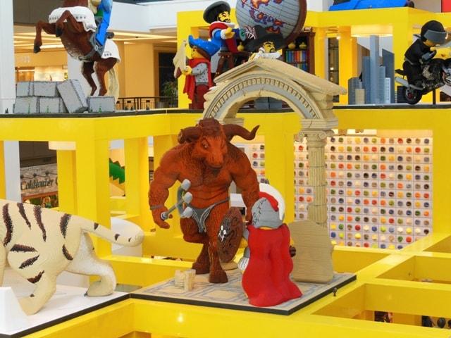 LEGO@Mall Of America