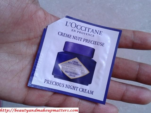 L'Occitane-Immortelle-Precious-NightCream