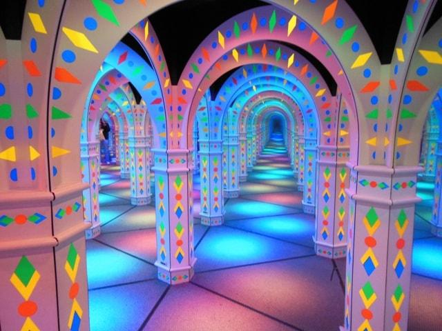 Mirror Maze @ Mall Of America