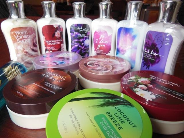 Shopping Extravaganza- Bath & Body Works -II