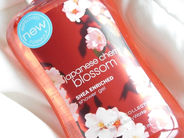 Bath & Body Works Shower Gel Japanese Cherry Blossom