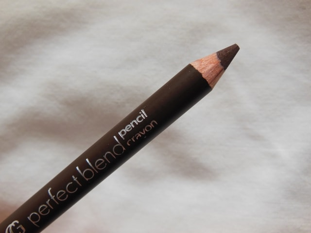 Covergirl Perfect blend Eye Pencil-Black Brown