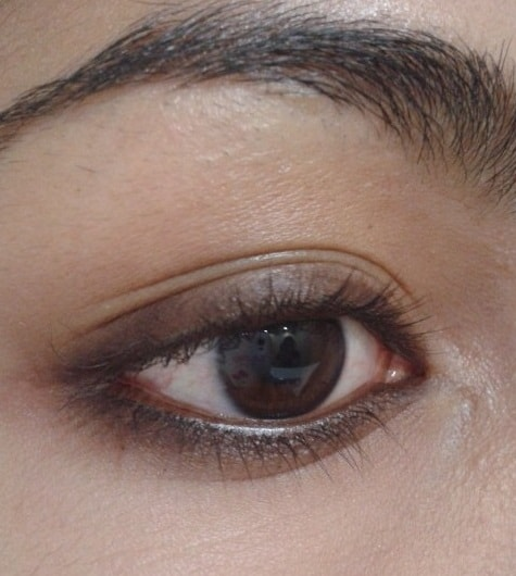 Covergirl Perfectblend Eye Liner Black Brown EOTD2