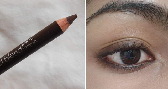 Covergirl Perfectblend Eye Liner Black Brown Look