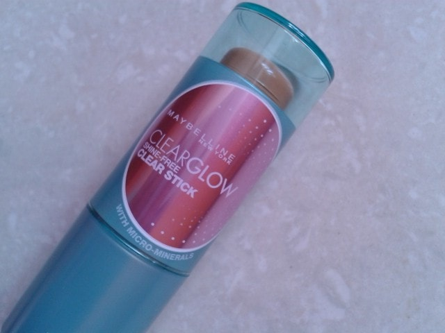 Maybelline ClearGlow Shine-free Clear Stick