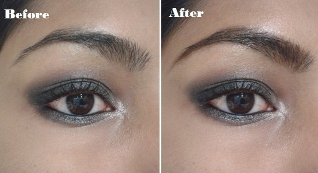 NYX-Cosmetics-Eyebrow-Cake-Powder-Dark-Brown-Brown EOTD