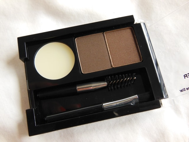 NYX Cosmetics Eyebrow Cake Powder- Dark Brown Brown Review