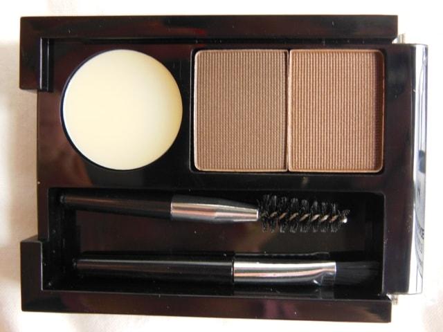 NYX Cosmetics Eyebrow Cake Powder- Dark Brown Brown