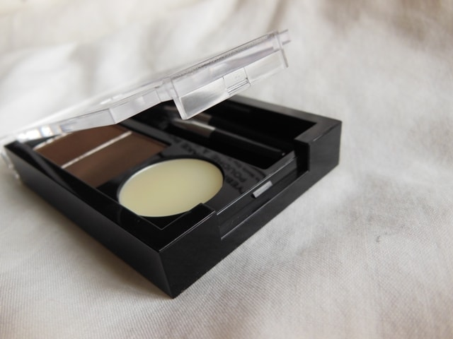 NYX Eyebrow Cake Powder- Dark Brown Brown Review