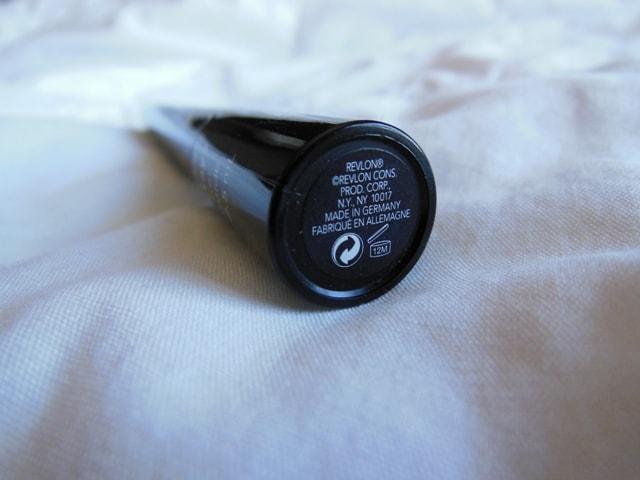 Revlon Colorstay Liquid Eye Liner-Blackest Black Review