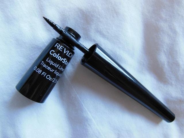 Revlon Colorstay Liquid Eye Liner Blackest Black