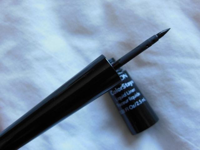 Revlon Colorstay Liquid Eye Liner-Blackest Black